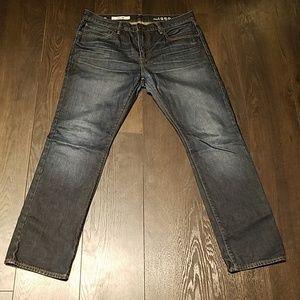 Gap men's slim fit jeans 34 x 30